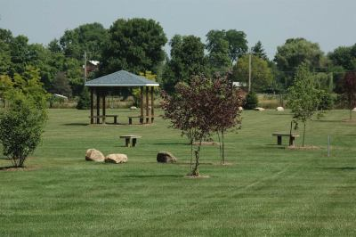 Beverly's Bark Park in Fishers, IN