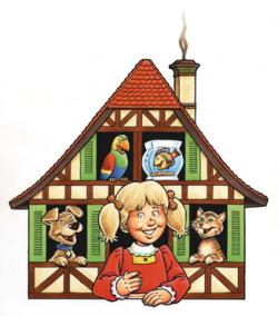 Original Logo of Beverly's Precious Pet Inn